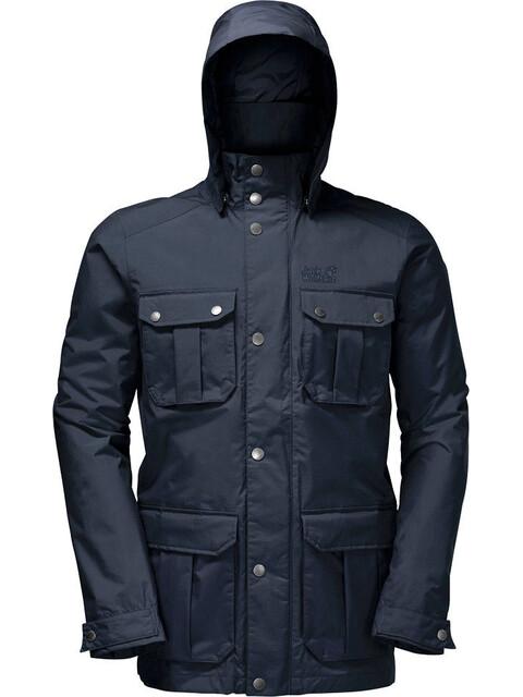 Jack Wolfskin Livingstone Jacket Men night blue